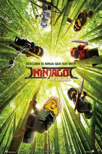 Poster of La LEGO Ninjago película
