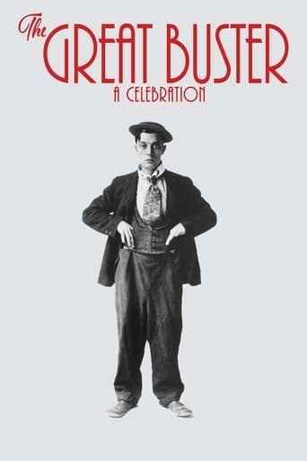 Poster of The Great Buster: A Celebration