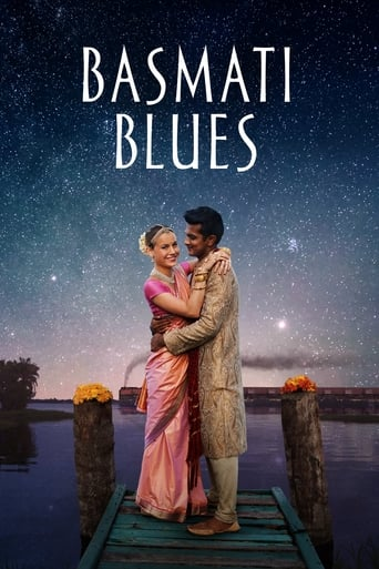 Poster of Basmati Blues