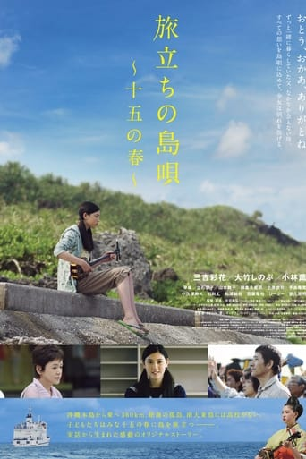 Poster of Leaving on the 15th Spring