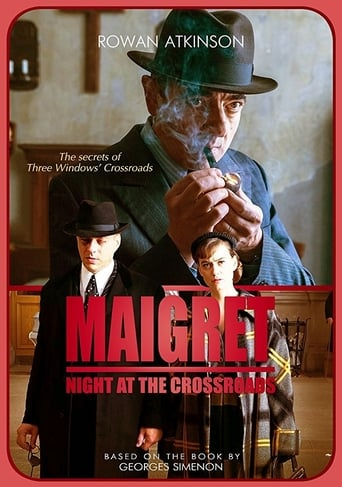 Poster of Maigret: Night at the Crossroads