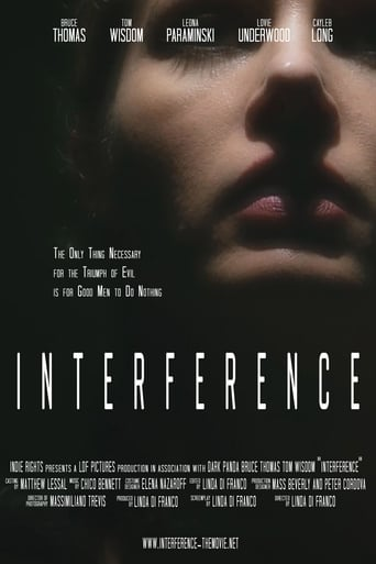 Poster of Interference