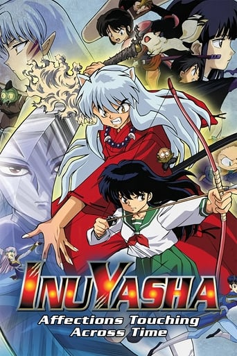 Poster of Inuyasha the Movie: Affections Touching Across Time