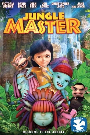 Poster of Jungle Master