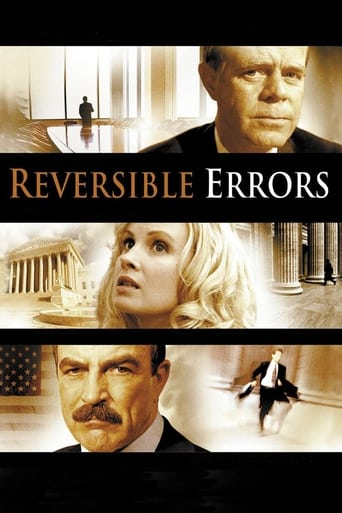 Poster of Reversible Errors