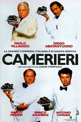 Poster of Camerieri