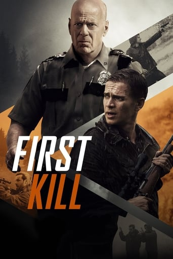 Poster of First Kill