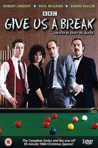 Poster of Give us a Break