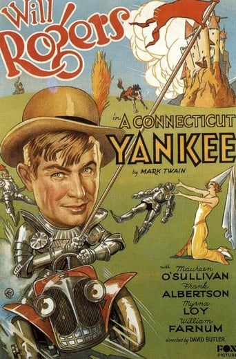 A Connecticut Yankee Movie Poster