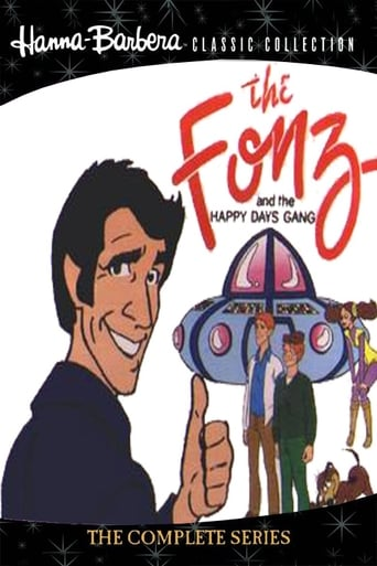 Poster of The Fonz and the Happy Days Gang