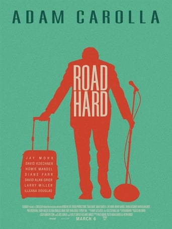 Poster of Road Hard