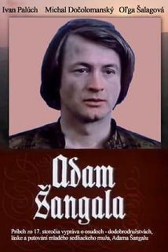 Poster of Adam Šangala