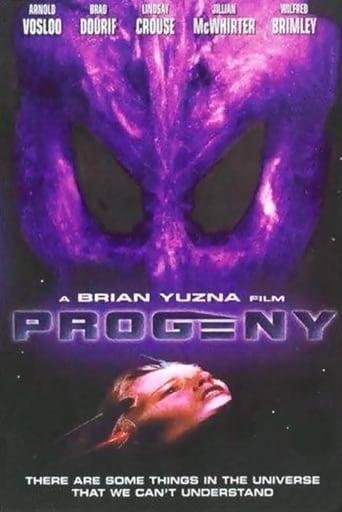Poster of Progeny - Il figlio degli alieni