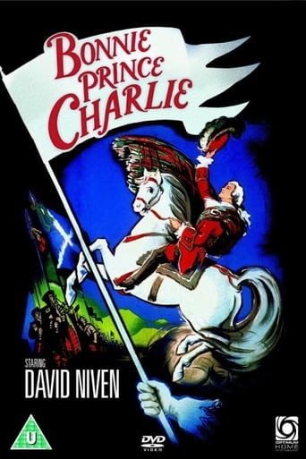 Poster of Bonnie Prince Charlie