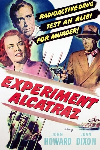 Poster of Experiment Alcatraz