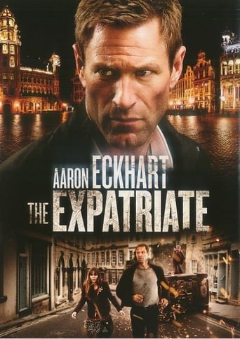 Poster of The Expatriate
