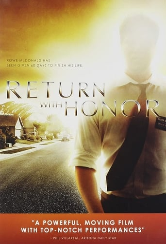 Poster of Return with Honor