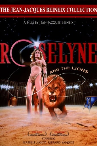 Poster of Roselyne and the Lions