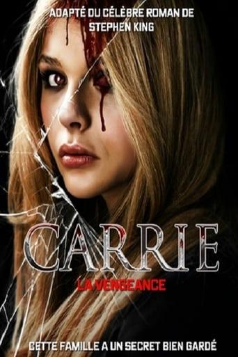 Poster of Carrie 3, La vengeance