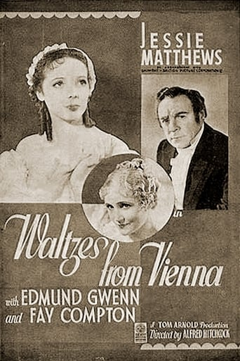 Poster of Waltzes from Vienna