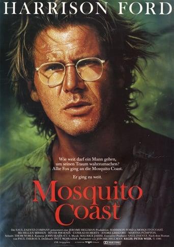 Poster of Mosquito Coast