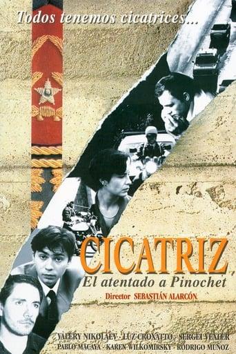 Poster of Cicatriz (El atentado a Pinochet)
