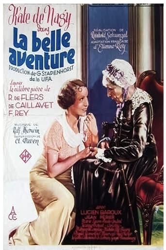 Poster of La belle aventure