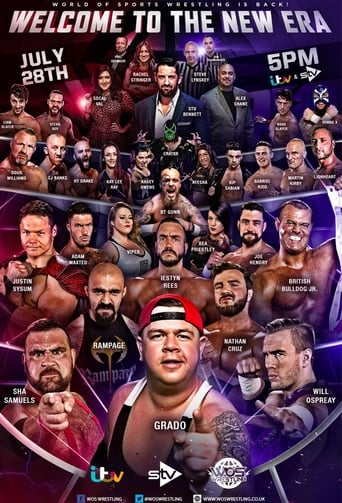 Poster of WOS Wrestling