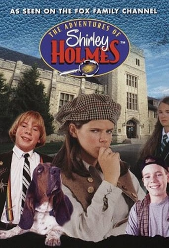 Poster of The Adventures of Shirley Holmes