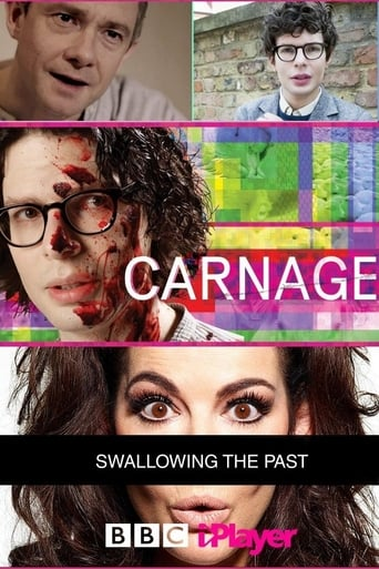 Poster of Carnage: Swallowing the Past