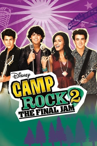 Poster of Camp Rock 2: The Final Jam