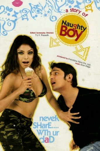 Poster of Naughty Boy