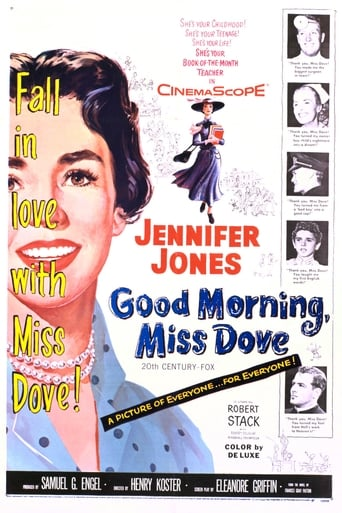 Poster of La terrible miss Dove