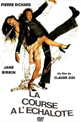 Poster of The Wild Goose Chase