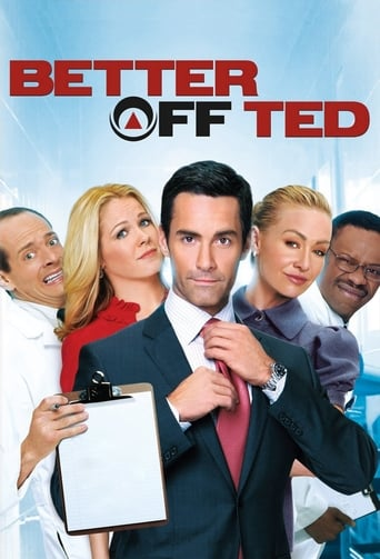 Poster of Better Off Ted