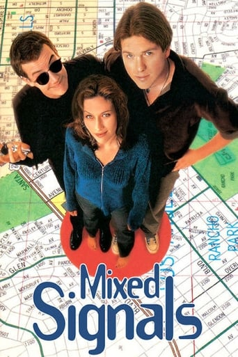 Poster of Mixed Signals