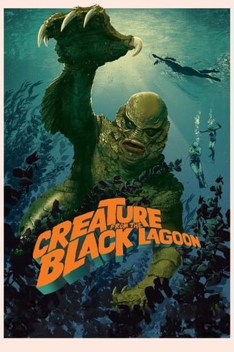 Poster of Creature from the Black Lagoon