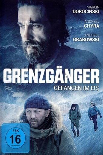 Filmplakat von Grenzgänger - Gefangen im Eis