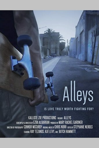 Poster of Alleys