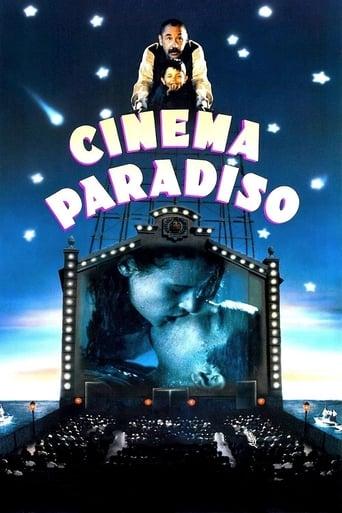 Poster of Cinema Paradiso