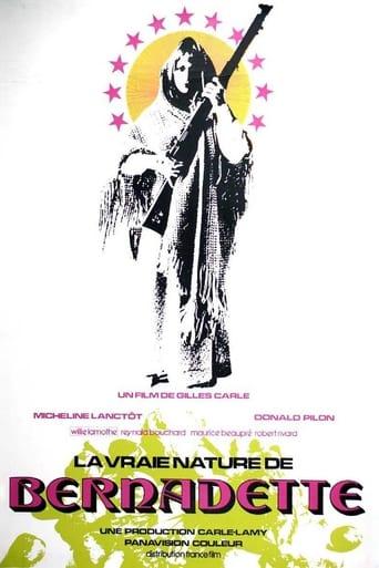 Poster of The True Nature of Bernadette