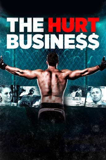 Filmplakat von The Hurt Business