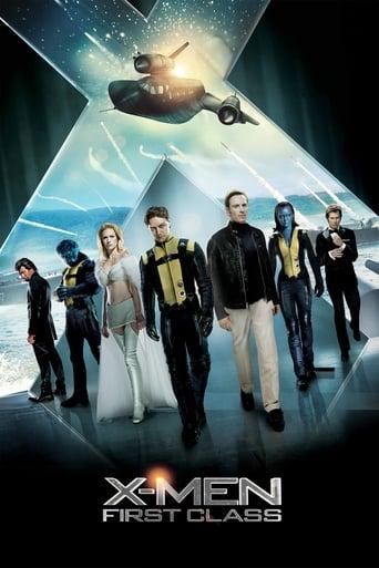 Poster of X-Men: První třída