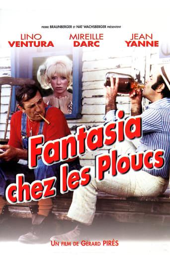 Poster of Fantasia chez les ploucs