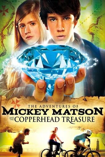 The Adventures of Mickey Matson and the Copperhead Conspiracy poster