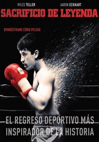 Poster of Sacrificio de leyenda
