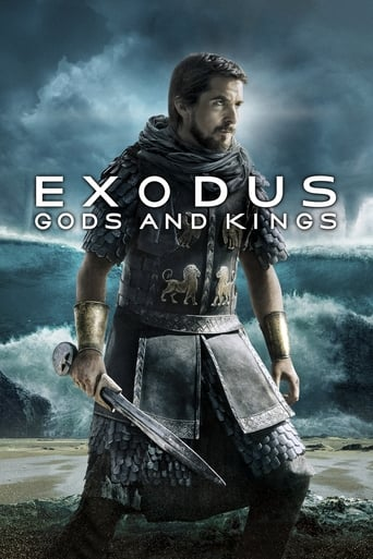 Poster of Exodus: Gods and Kings