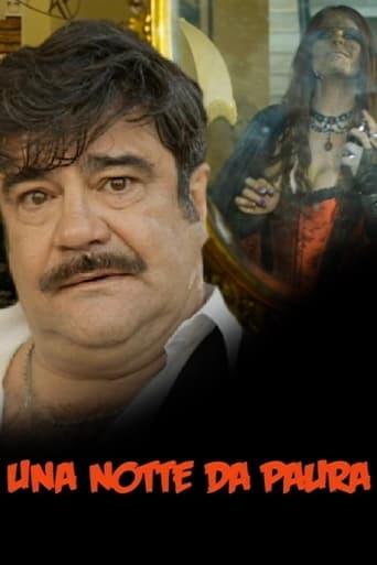 Poster of Una notte da paura