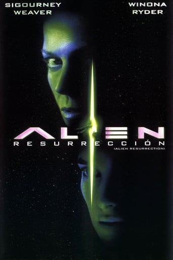 Poster of Alien Resurrection