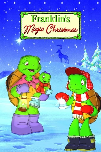 Poster of Franklin's Magic Christmas